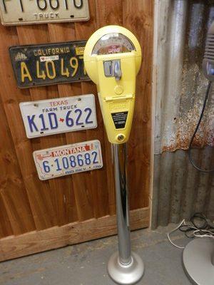 New York Parking Meter