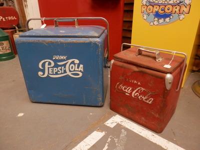 Coca Cola Cooler (small)