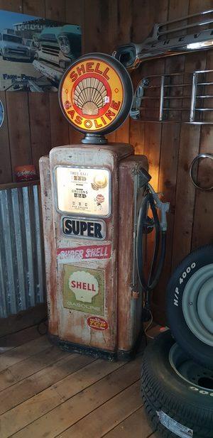 Wayne 100 gas pump