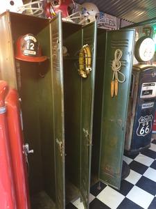 Vintage Army Lockers