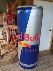 Giant Redbull Can